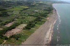 زمین تجاری ساحلی نمک آبرود